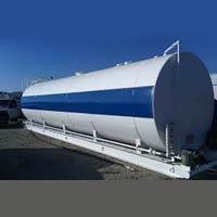 Diesel Tank Fabrication