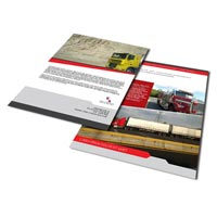 A4 Flyer Offset Printing Services