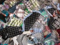 Mixed Synthetic Cotton Cutting Waste