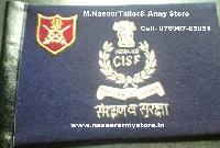 CISF  Car Flag