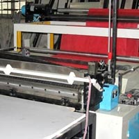 Non Woven Fabric Sheet Cutting Machine