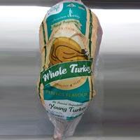 Whole Turkey Meat