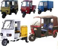 Diesel Three Wheelers