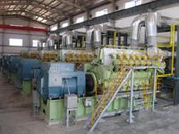 Industrial Power Plants Services