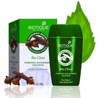 Biotique Clove Face Pack
