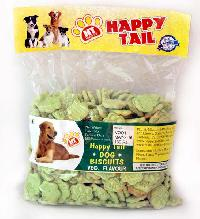 Happy Tail Dog Vegetable Biscuits