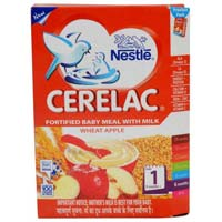 Nestle Cerelac Stage 1 Wheat Apple