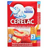Nestle Cerelac Stage 2 Wheat Apple Cherry