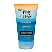 Neutrogena Foaming Face Scrub