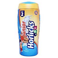 Vanilla Flavour Junior Horlicks