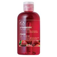 W2 Strawberry Shower Gel