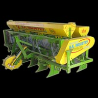Zero Tillage Seed Fertilizer Drill