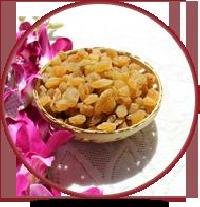 Golden Raisins