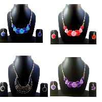 Jaipur Jewelry Fashion Necklace Set