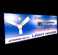 Glow Sign Board Printing Services