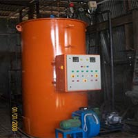 Oil/Gas Fired Thermic Fluid Heater