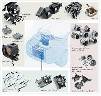 Car Ac Spare Parts