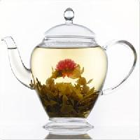 herbal flower tea