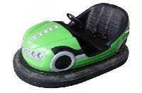 Green Amusement Bumper Car