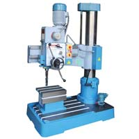 40mm All Geared Double Column Radial Drilling Machine Wuth..