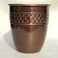 Metal Waste Baskets