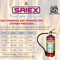 Saiex Fire Extinguisher