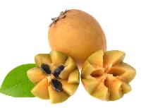 Chikoo Fruit