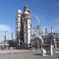 crude oil refinery plant