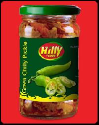 Green Chilly Pickle