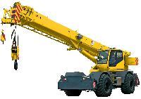 250 Ton Hydraulic Crane Rental