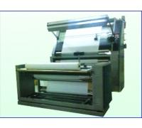 Batch To Roll Fabric Inspection Machine