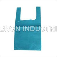 Non Woven Fabric W Cut Bags - Manufacturer and Wholesale Suppliers,  Gujarat - Leenon Industries