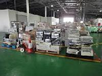 warehouse computers scrap