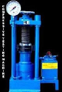 Two Pillar Compression Testing Machine