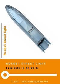 LED Rocket Street Light