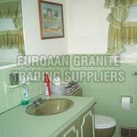 Mint Green Granite Slabs