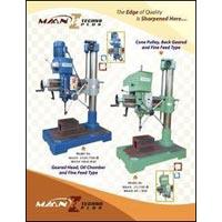 All Gear Head Radial Drilling Machine