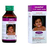 Baby Skin Care Oil