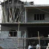 Residential Building Construction Work