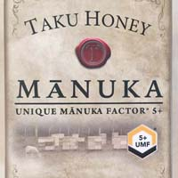 Taku Manuka Honey