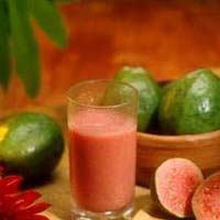Pink Guava Pulp