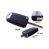 Spy BMW Car Keychain Camera