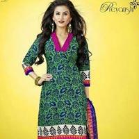 Preyanshi Cotton Dress Material