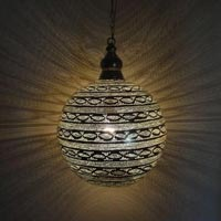 Iron Hanging Lamps