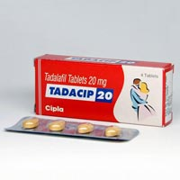 Tadacip 20mg Generic Medicine