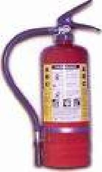 Abc Type Fire Extinguisher - Isi
