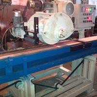 Oscillation Type Square Pipe Polishing Machine