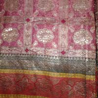 All Over Work Banarasi Vintage Sarees