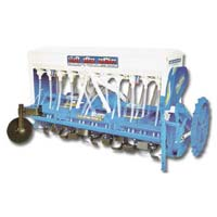 Roto Seed Drill Machine