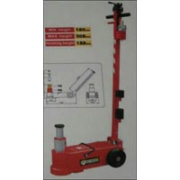Pneumatic Floor Jacks